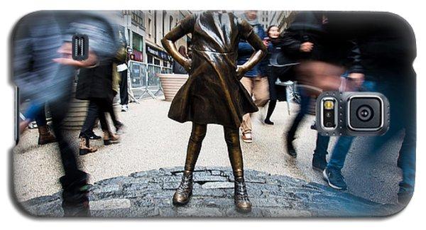 Fearless Girl Galaxy S5 Case