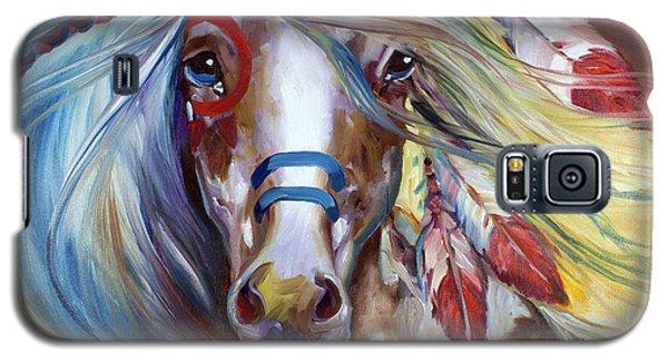 Fearless Indian War Horse Galaxy S5 Case
