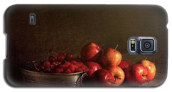 Feast Of Fruits Galaxy S5 Case