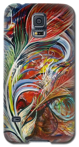 Feather Fury Galaxy S5 Case