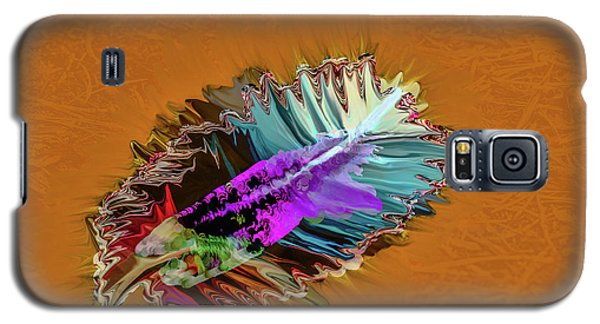 Feather #h8 Galaxy S5 Case