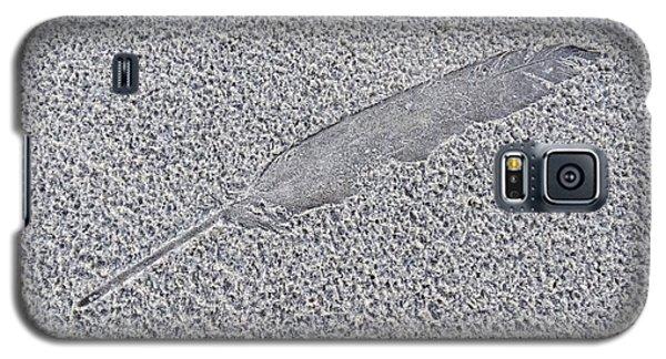 Feather Impression Galaxy S5 Case