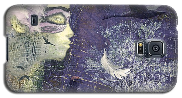 Feathered Friends Galaxy S5 Case by LemonArt Photography