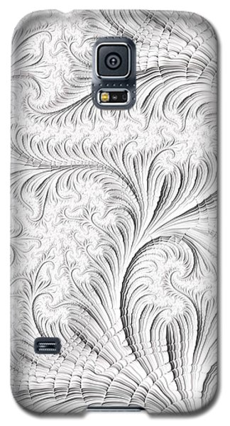 Feathered Galaxy S5 Case