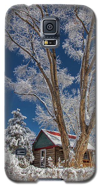 Feathers In The Sky Galaxy S5 Case