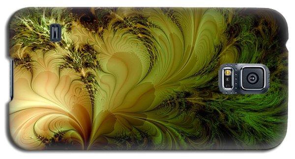 Feathery Fantasy Galaxy S5 Case