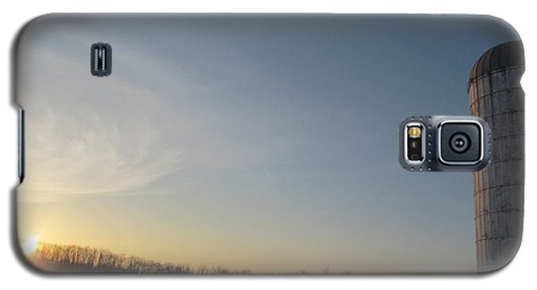 February 28 2013 Sunrise Galaxy S5 Case by Tina M Wenger