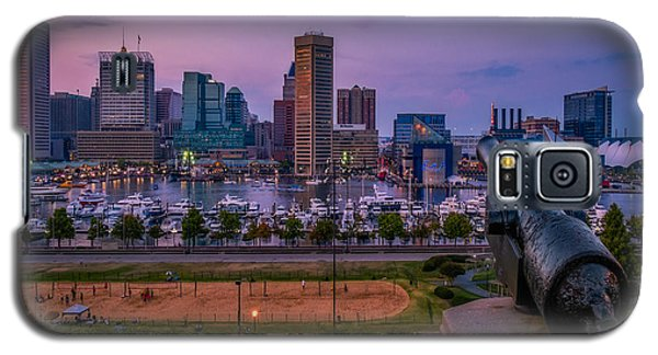 Federal Hill In Baltimore Maryland Galaxy S5 Case