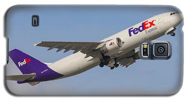 Fedex Airplane Galaxy S5 Case