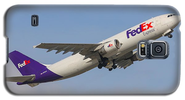 Fedex Airplane Galaxy S5 Case