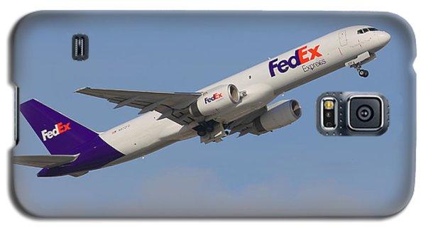 Fedex Jet Galaxy S5 Case