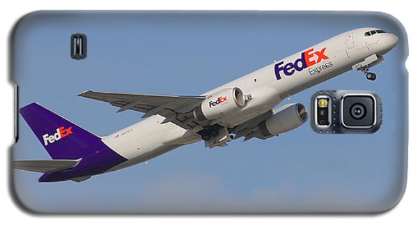 Fedex Jet Galaxy S5 Case