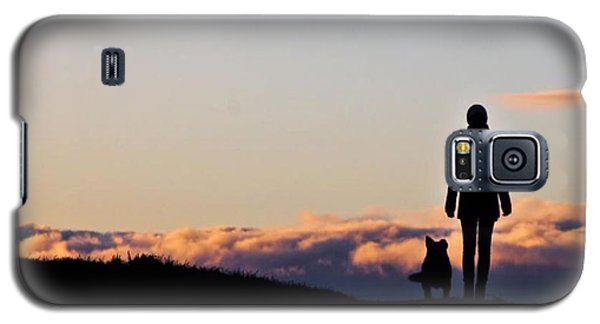 Feel Better With Your Dog Galaxy S5 Case