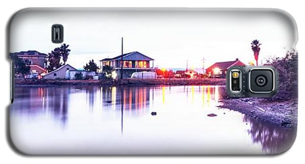Galaxy S5 Case featuring the photograph Feel The White Night by Quality HDR Photography