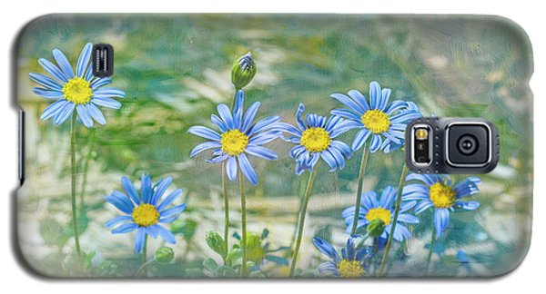 Feeling Blue Galaxy S5 Case