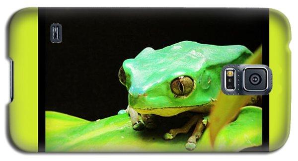 Feeling Froggy Galaxy S5 Case