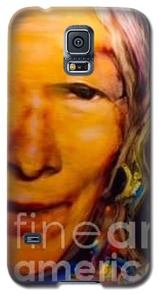 Feeling Light Within We Walk Galaxy S5 Case