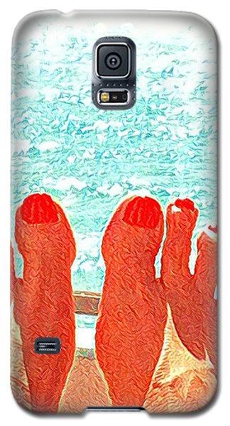 Feets Don't Fail Me Now Galaxy S5 Case