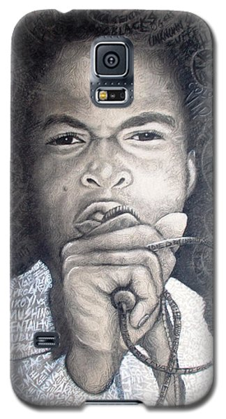 Fela  For Ever Lives Afrika Galaxy S5 Case by Bankole Abe