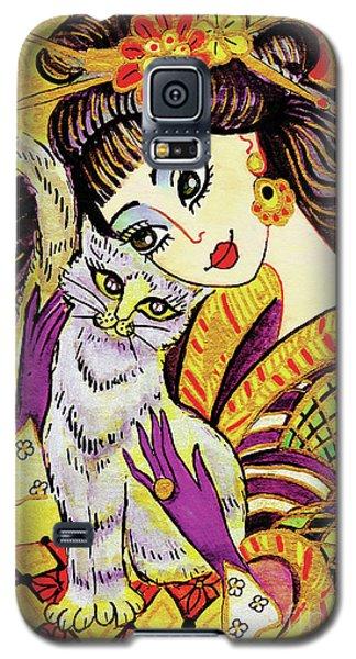 Feline Rhapsody Galaxy S5 Case