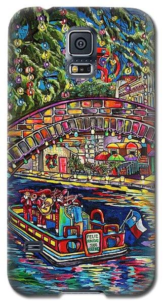Feliz Navidad San Antonio Galaxy S5 Case by Patti Schermerhorn