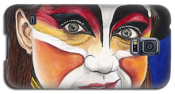 Female Carnival Pirate Galaxy S5 Case