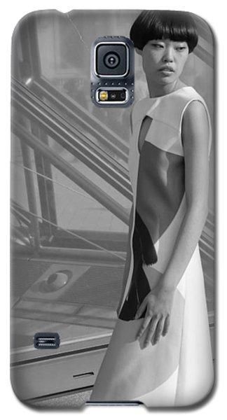 Female Model Galaxy S5 Case