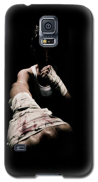 Female Toughness Galaxy S5 Case