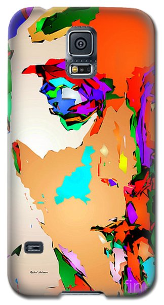 Female Tribute IIi Galaxy S5 Case
