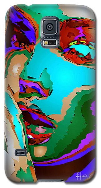 Female Tribute V Galaxy S5 Case