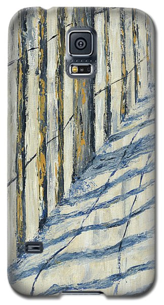 Fence At Palmetto Dunes Galaxy S5 Case