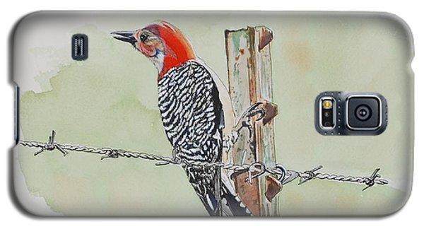 Fence Sitting Galaxy S5 Case