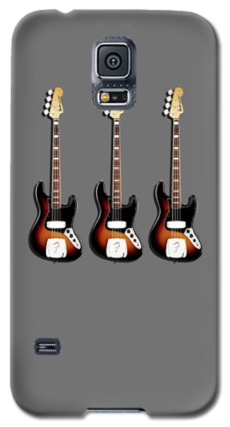 Fender Jazzbass 74 Galaxy S5 Case by Mark Rogan