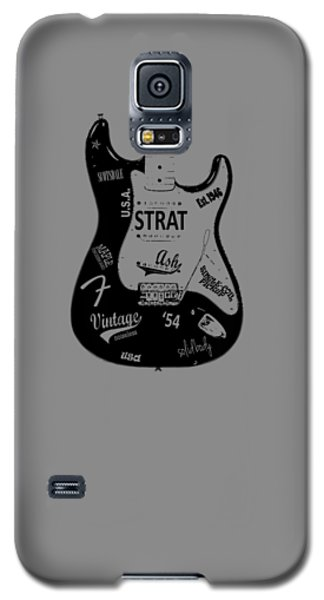Fender Stratocaster 54 Galaxy S5 Case by Mark Rogan