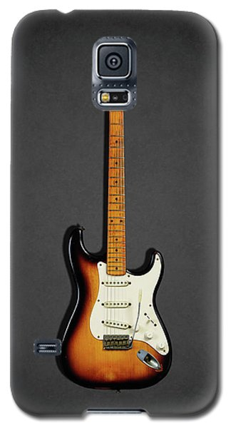 Music Galaxy S5 Case - Fender Stratocaster 54 by Mark Rogan