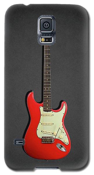 Guitar Galaxy S5 Case - Fender Stratocaster 63 by Mark Rogan