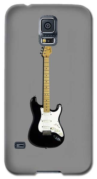Fender Stratocaster Blackie 77 Galaxy S5 Case