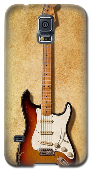 Fender Stratocaster Since 1954 Galaxy S5 Case by WB Johnston