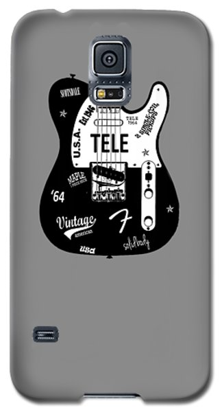 Fender Telecaster 64 Galaxy S5 Case by Mark Rogan