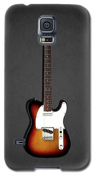 Music Galaxy S5 Case - Fender Telecaster 64 by Mark Rogan