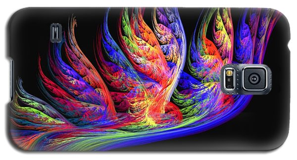 Fenghuang Galaxy S5 Case by Kim Sy Ok