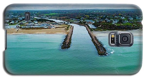 Fenway Beach Breakwater Galaxy S5 Case