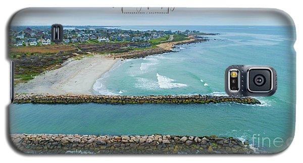 Fenway Beach, Weekapaug Galaxy S5 Case
