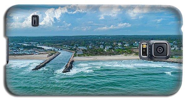 Fenway Beach, Weekapaug,ri Galaxy S5 Case