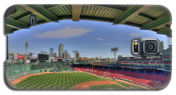 Fenway Park Interior  Galaxy S5 Case by Joann Vitali