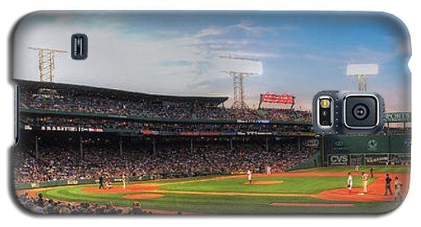 Fenway Park Panoramic - Boston Galaxy S5 Case