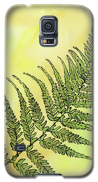 Fern 1 Galaxy S5 Case