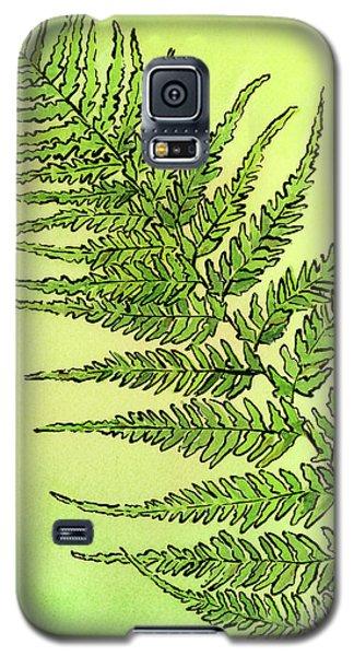 Fern 2 Galaxy S5 Case