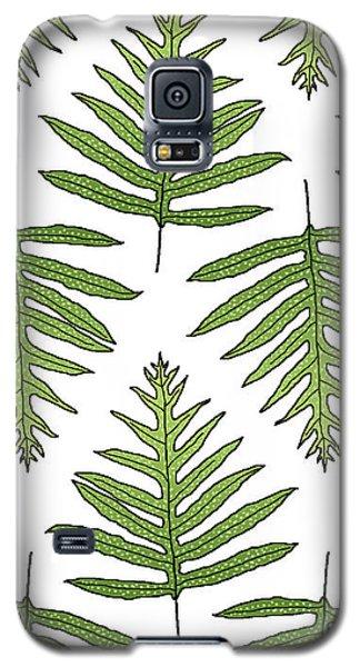 Fern Array Galaxy S5 Case
