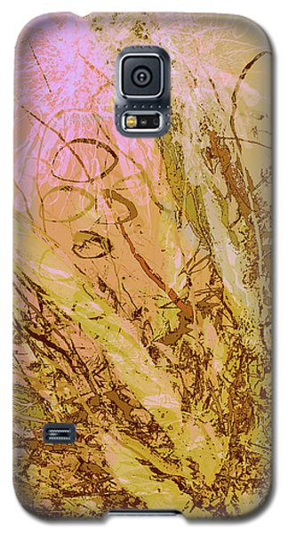 Fern Series 32 Bubbles Rise Galaxy S5 Case